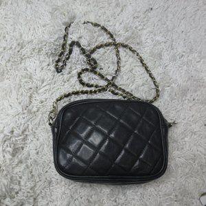 Prodotto Artigianale Vera Pelle quilted crossbody